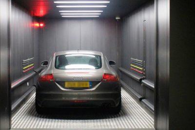 Thang máy tải ô tô – Thang máy tải xe hơi